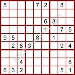 Sudoku à imprimer